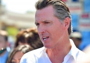 Gov. Gavin Newsom said counties in California are being given more leeway to decide the pace of business openings based on local circumstances, provided they file contingency plans with the state. (Getty Images)